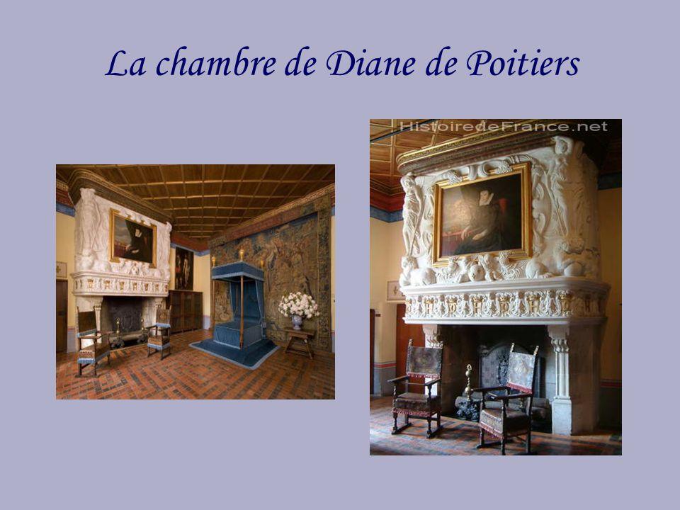 Catherine de Médicis, la fastueuse Avec le goűt des arts, Catherine de Médicis a le goűt du faste et satisfait à Chenonceau l un et l autre.