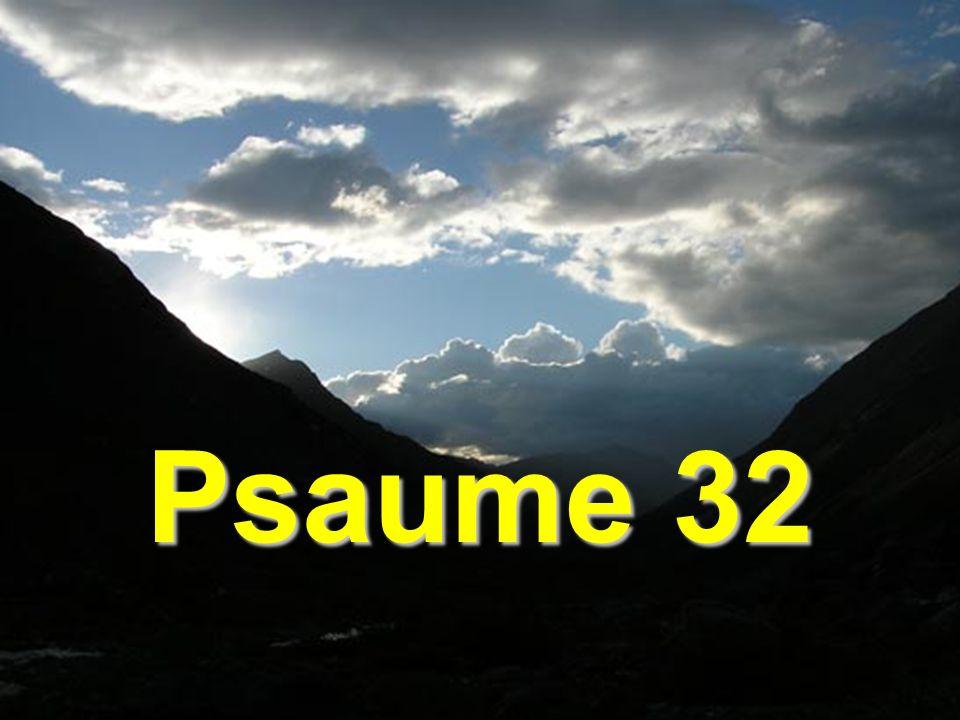 Quelle joie quand le Père oublie la faute sans quon essaie de la dissimuler !