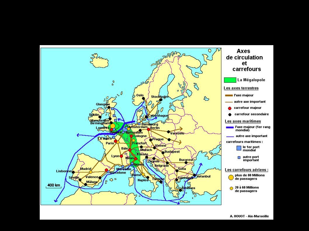 La France intégrée à lEurope