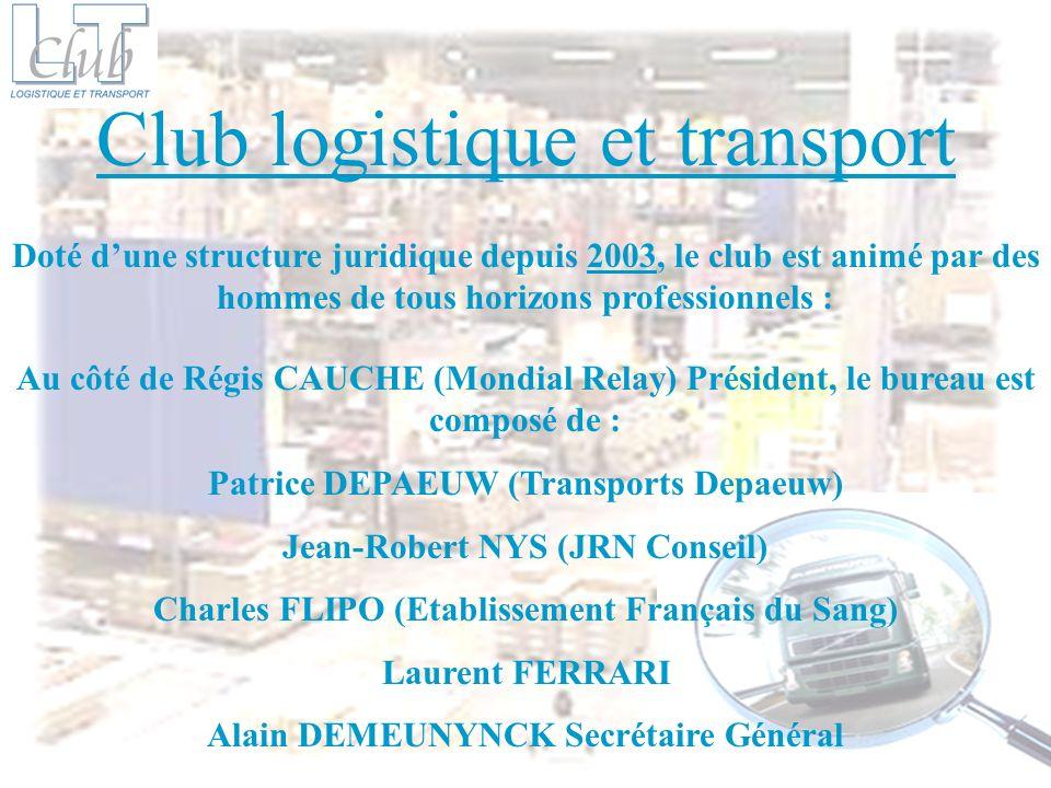 Doté dune structure juridique depuis 2003, le club est animé par des hommes de tous horizons professionnels : Au côté de Régis CAUCHE (Mondial Relay)