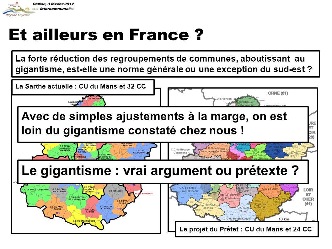 Perte d indépendance Représentation de Montauroux au Conseil communautaire de la CCPF : 4 voix sur 26 Les compétences d une CA peuvent être étendues par vote, à la majorité des 2/3 : 2/3 des membres représentant au moins 50% des hab.
