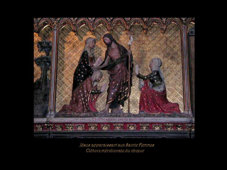 Lautel de la Vierge
