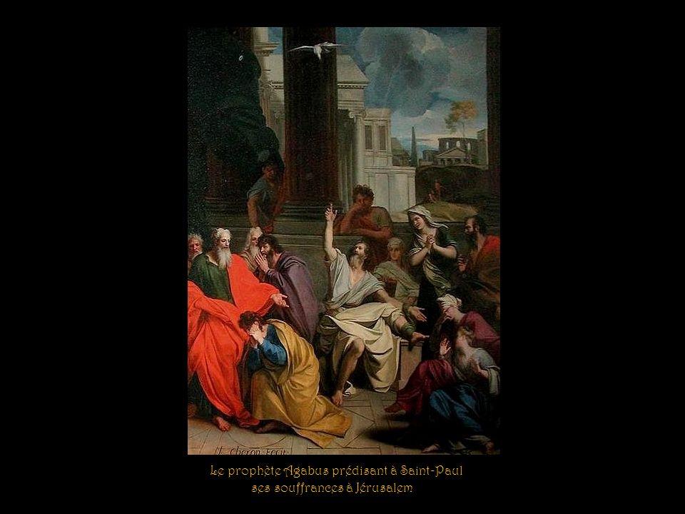 La lapidation de Saint-Etienne