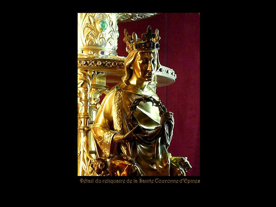 Reliquaire de la Sainte Couronne dEpines