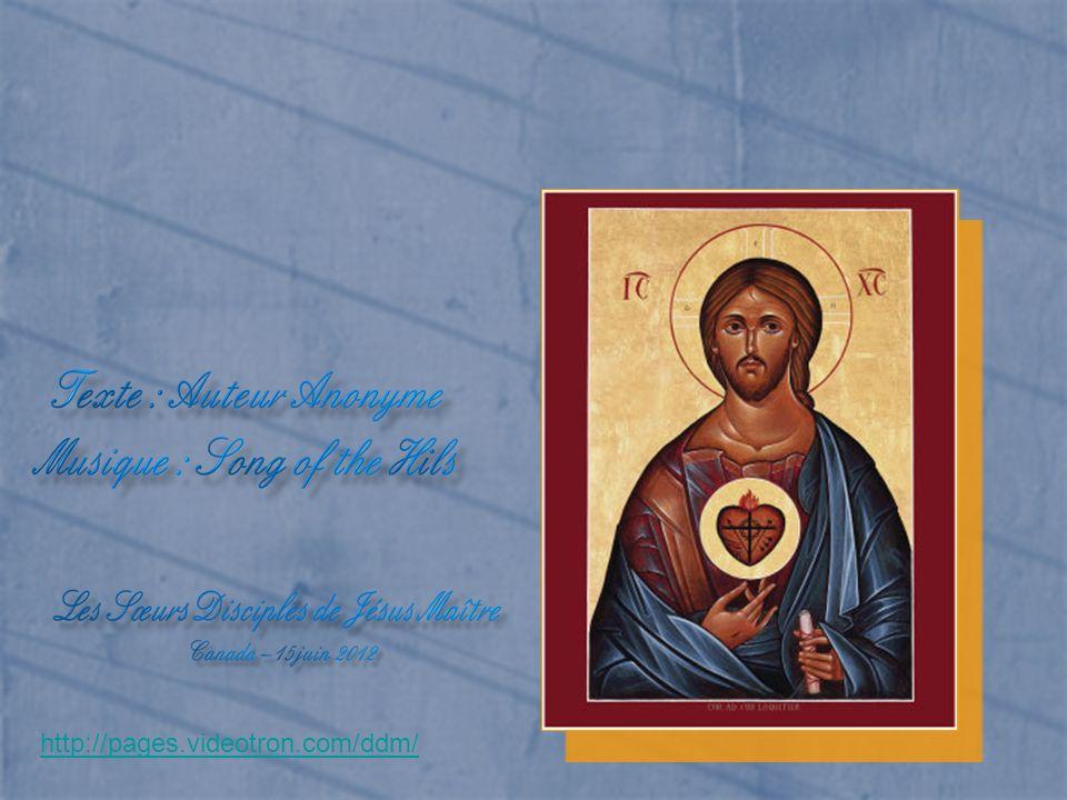 « Journée Mondiale de Prière pour la Sanctification des Prêtres » Les Sœurs Disciples de Jésus Maître, par leur mission Eucharistique, Sacerdotale et Liturgique, offrent leur prière dadoration, de louange et dintercession pour tous les Prêtres du monde.