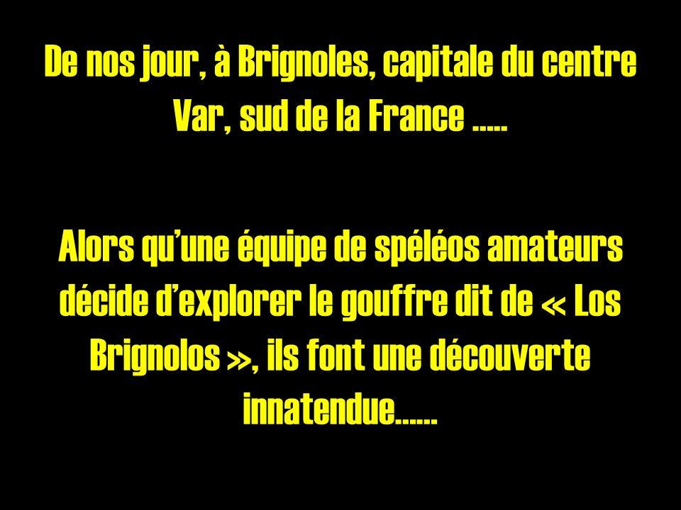 De nos jour, à Brignoles, capitale du centre Var, sud de la France …..