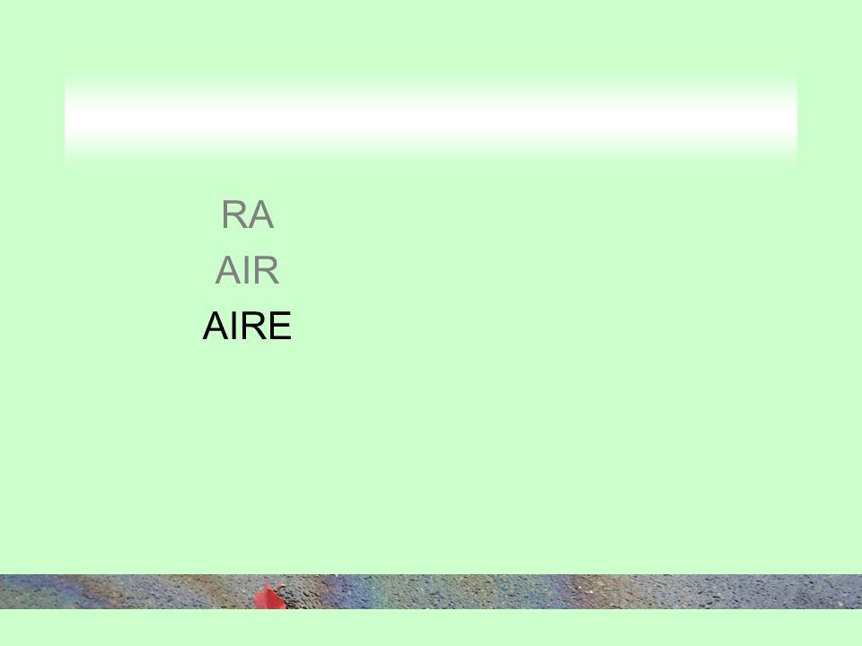 RA AIR AIRE