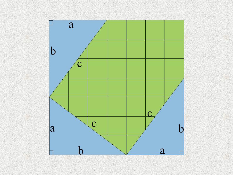 C 2 = a 2 + b 2 Cest le théorème de PYTHAGORE