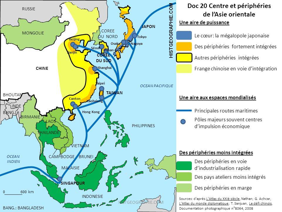 0600 km OCEAN PACIFIQUE OCEAN INDIEN RUSSIE MONGOLIE CHINE COREE DU NORD INDONESIE BHOUTAN INDE BANG. BIRMANIE THAILANDE CAMPBODGE LAOS Doc 1 (2) LAsi
