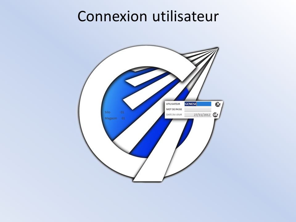 Connexion utilisateur