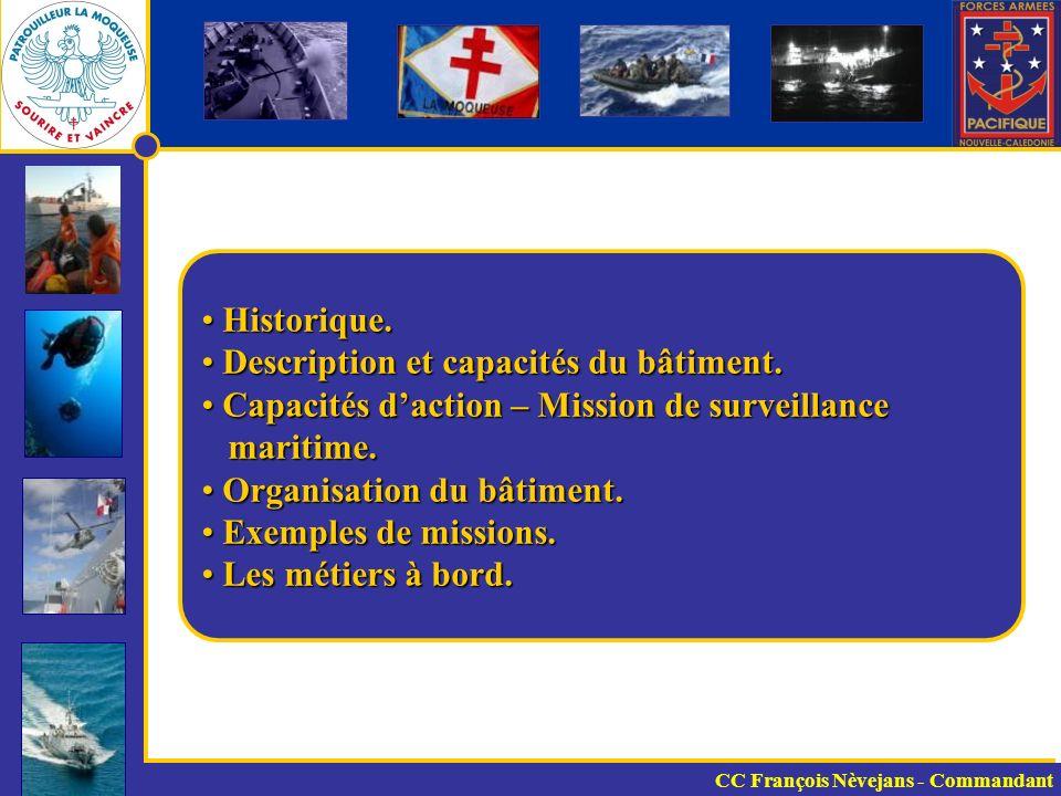 Les zones sensibles CC François Nèvejans - Commandant