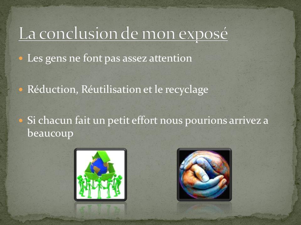 1) Combien y a-t-il de déchets produits en France chaque année .