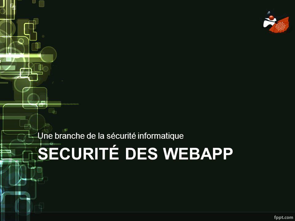 Une nouvelle aire Age des antivirus 80 90 Age de la sécurité réseau 90 2000 Age de la sécurité applicative 2000 …