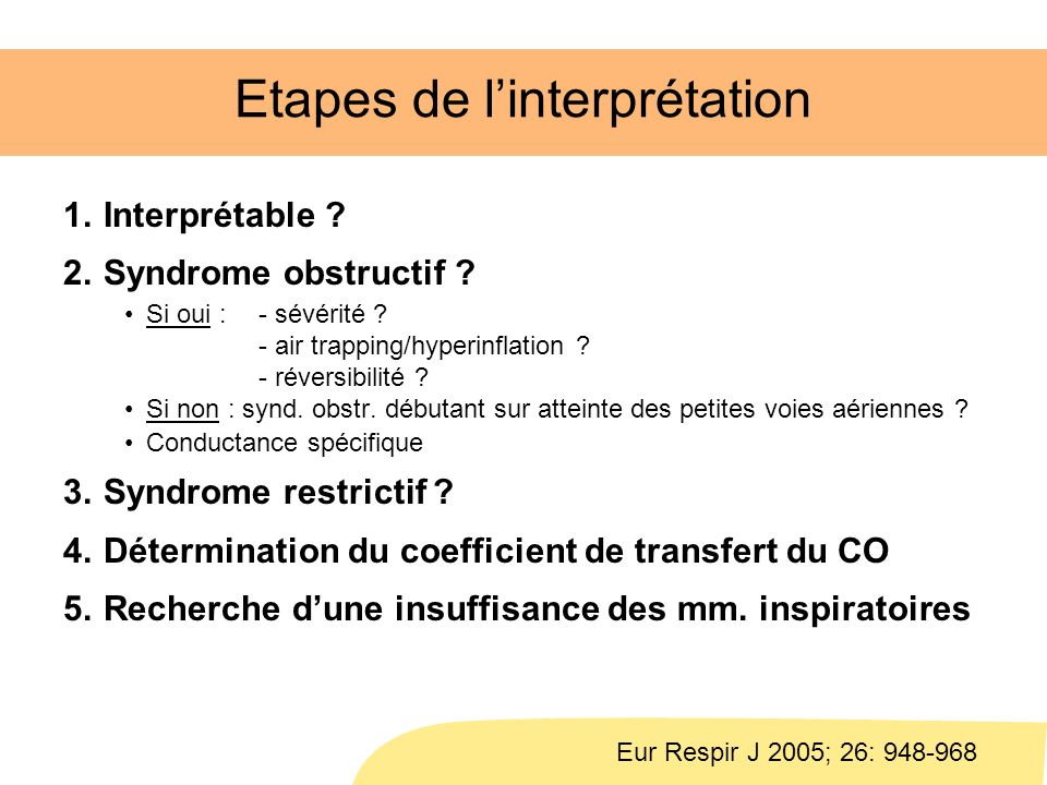 Etape 1 : interprétable .