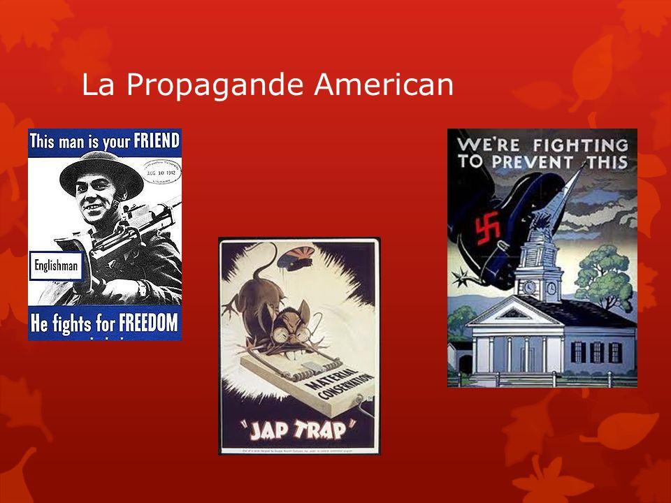La Propagande American