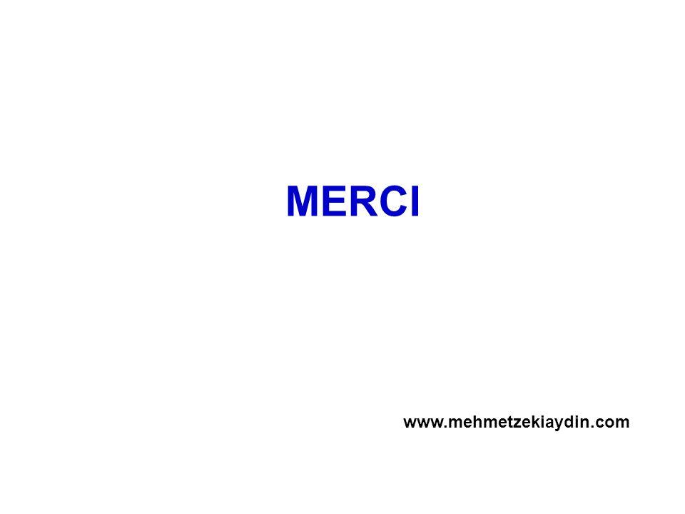 MERCI www.mehmetzekiaydin.com