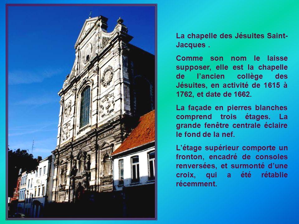 Le beffroi est lédifice majeur de toute ville flamande.