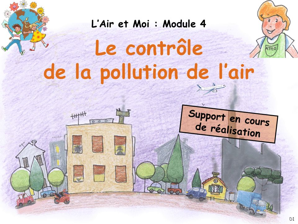 Le contrôle de la pollution de lair… Difficile à expliquer .