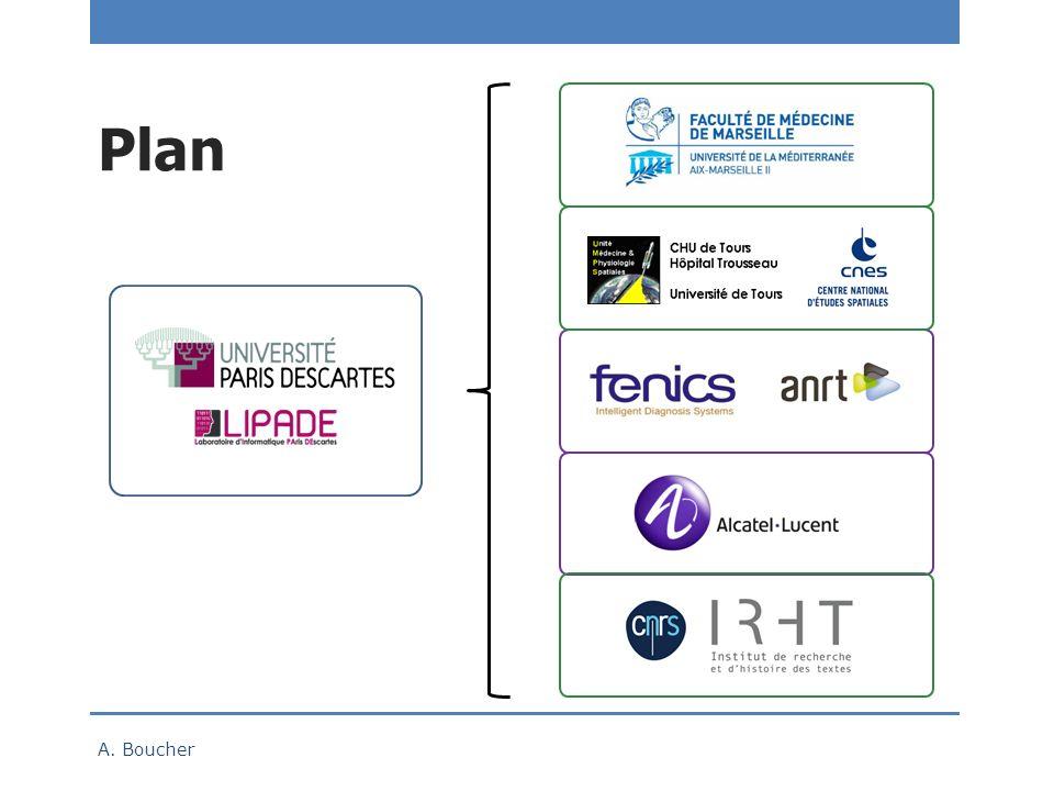 Plan A. Boucher