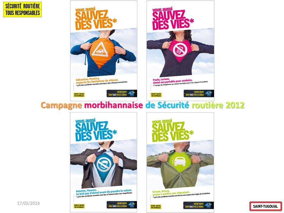 17/05/2014ERSR Patrick Cabedoche Campagne morbihannaise de Sécurité routière 2012