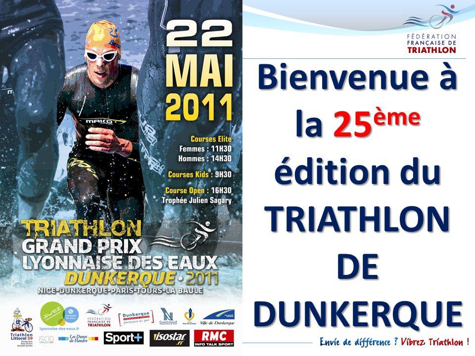 Départ Natation Procédure FAUX DEPART Presse/VIP Arbitres 2.