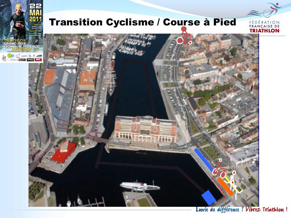 Transition Cyclisme / Course à Pied ??