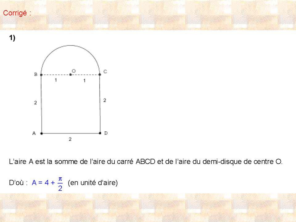 Théorème de Thalès et théorème réciproque du théorème de Thalès Théorème de Thalès : Si (BB) est parallèle à (CC) alors Théorème réciproque du théorème de Thalès :