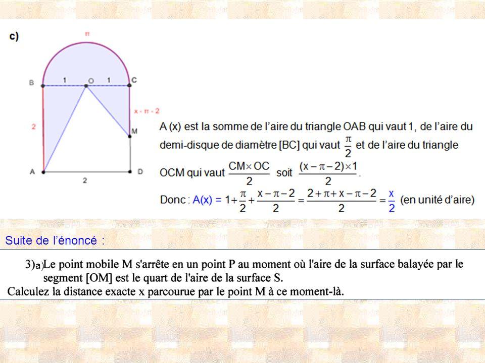 Doriane a effectué sans se tromper les calculs qui convenaient (on peut cependant remarquer que lécriture 3 × 2 = 6 - 10 = 4 est incorrecte ; il convient décrire 3 × 2 = 6 et 10 – 6 = 4) mais, quand il sagit de conclure, elle inverse longueur et largeur (est-ce une simple étourderie ?).