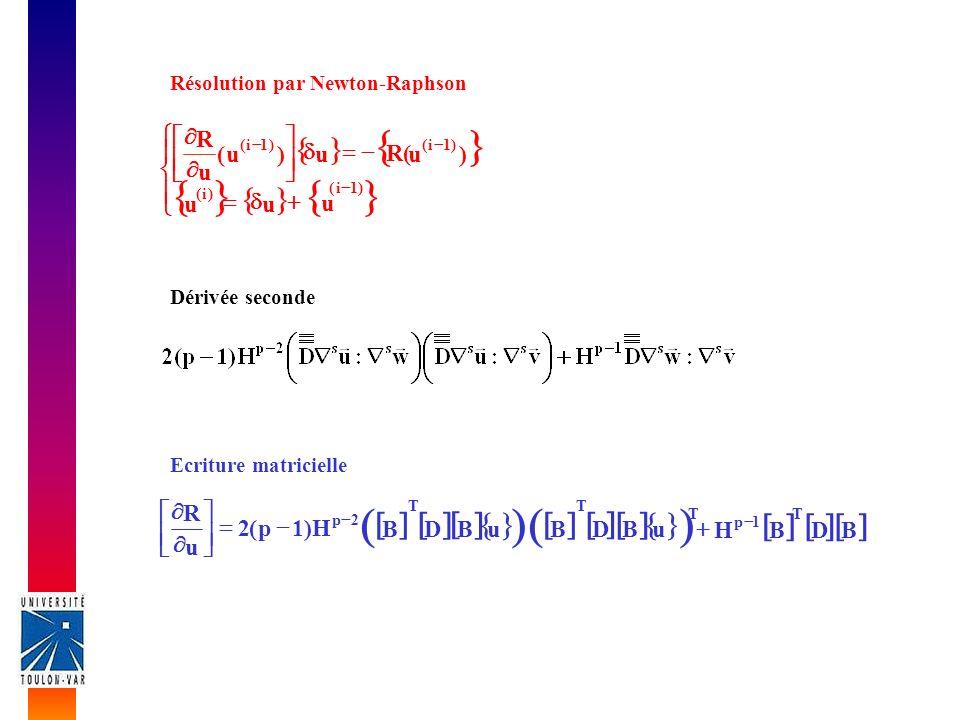Validation Analytique x y