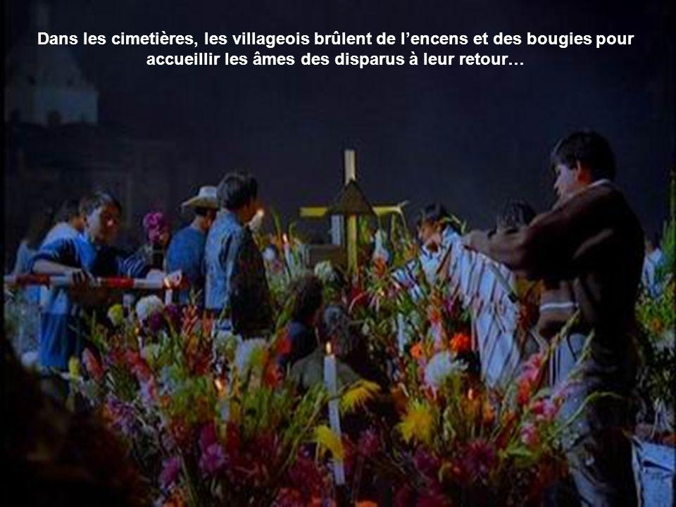 Au Mexique, cest léquivalent de la Toussaint.