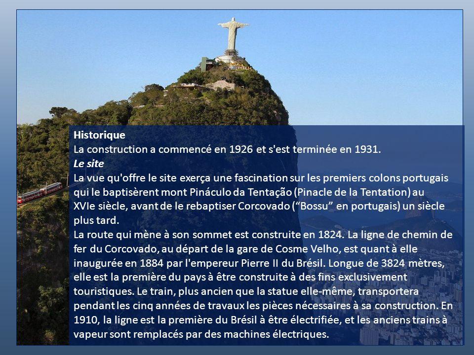 Historique La construction a commencé en 1926 et s est terminée en 1931.
