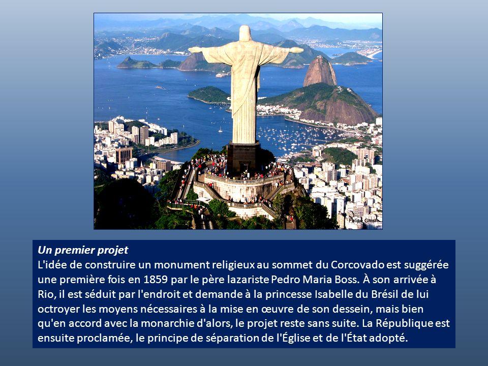 Historique La construction a commencé en 1926 et s'est terminée en 1931. Le site La vue qu'offre le site exerça une fascination sur les premiers colon