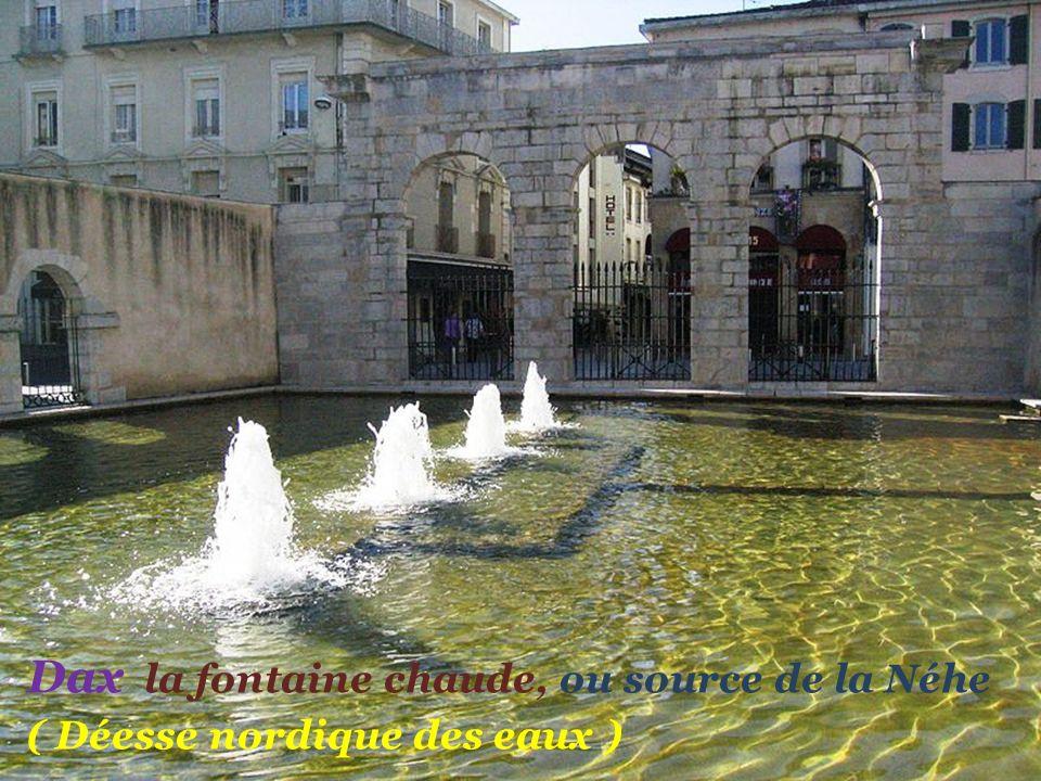 Hagetmau crypte.. de Saint-Girons