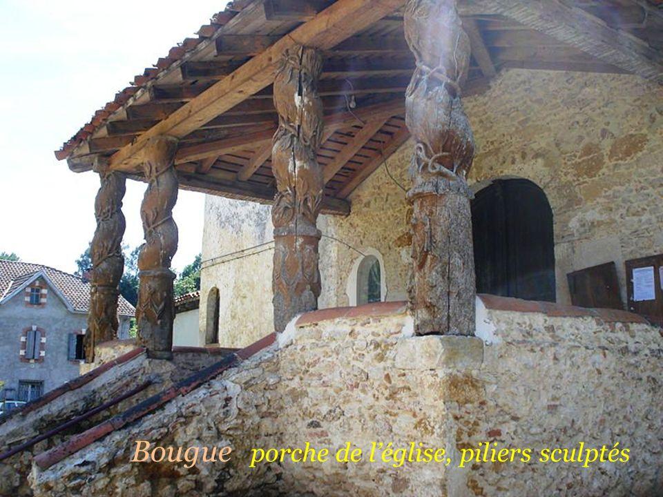 . Benquet.. Jachère fleurie Le château a été construit en 1872