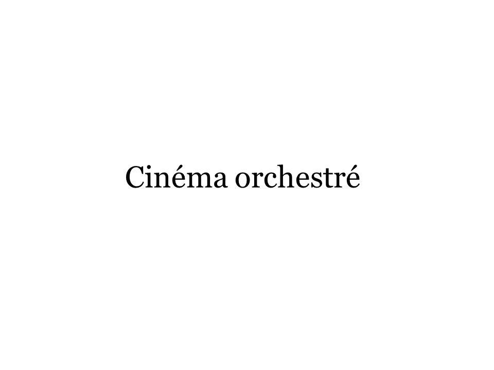 Cinéma orchestré