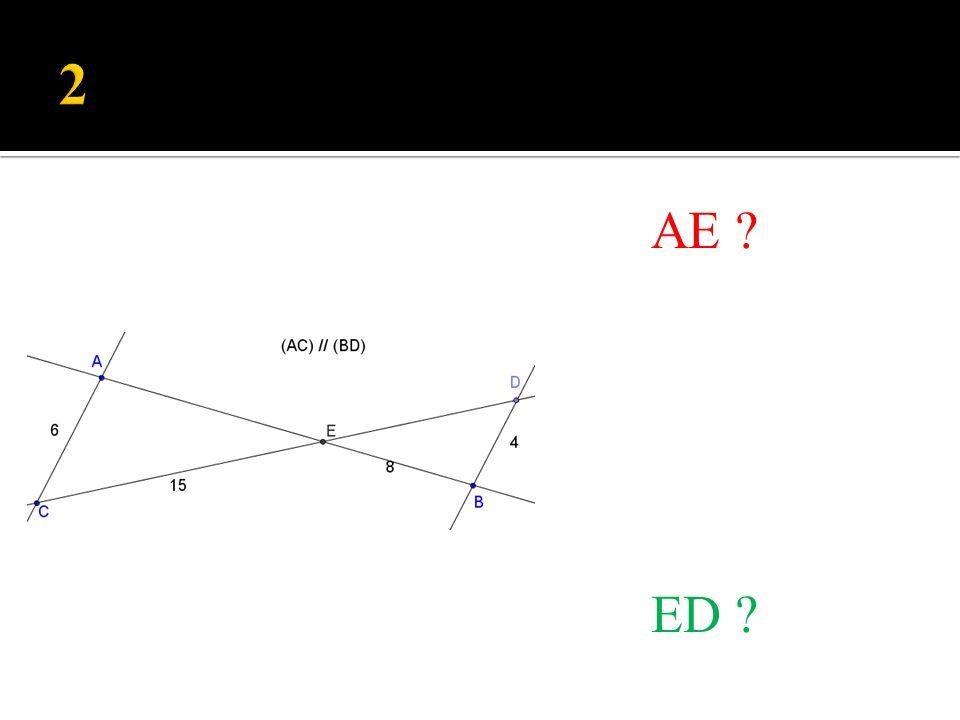 AE ED
