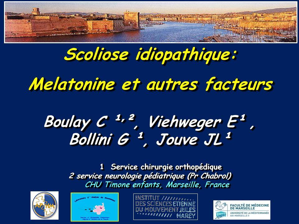Boulay C ¹ ׳ ², Viehweger E¹, Boulay C ¹ ׳ ², Viehweger E¹, Bollini G ¹, Jouve JL¹ 1 Service chirurgie orthopédique 1 Service chirurgie orthopédique 2