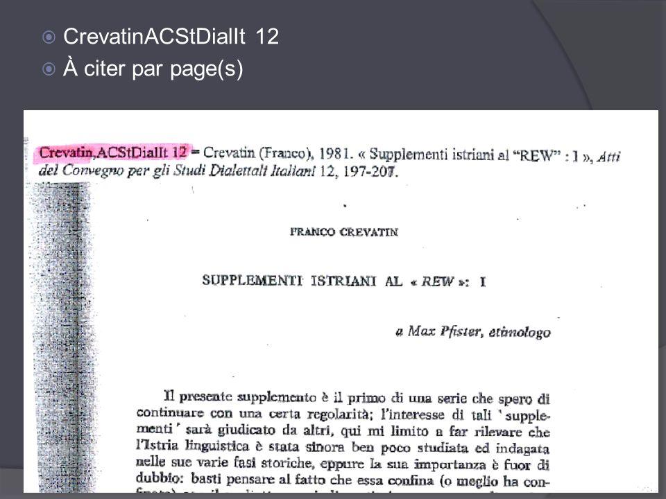 marta.andronache@atilf.fr CrevatinACStDialIt 12 À citer par page(s)