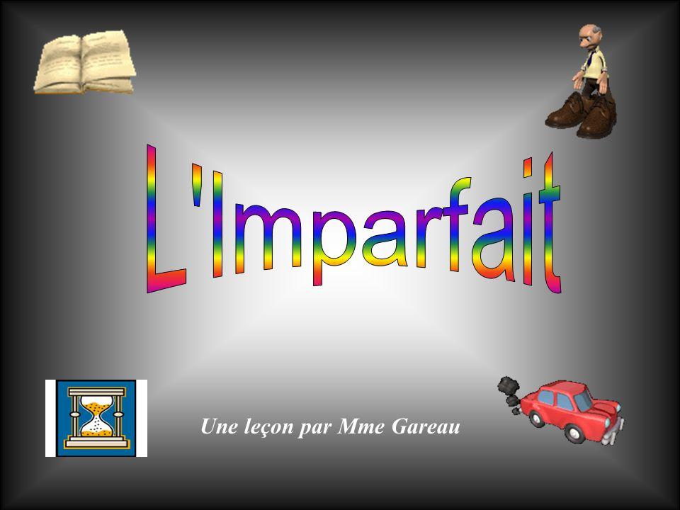 Limparfait and le passé composé are both past tenses.
