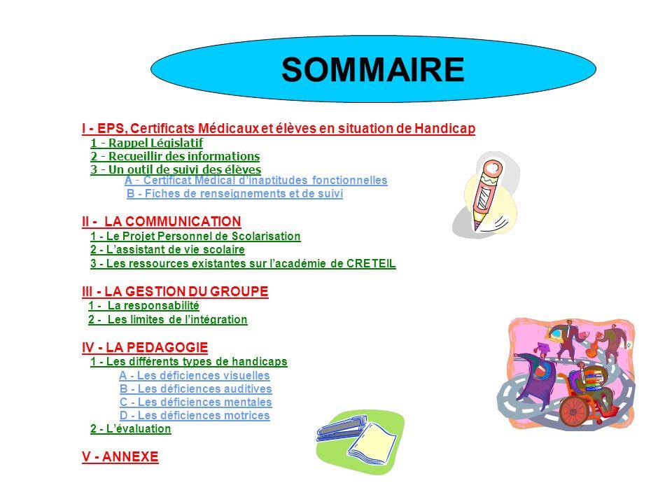 1-Rappel Législatif LE.P.S.