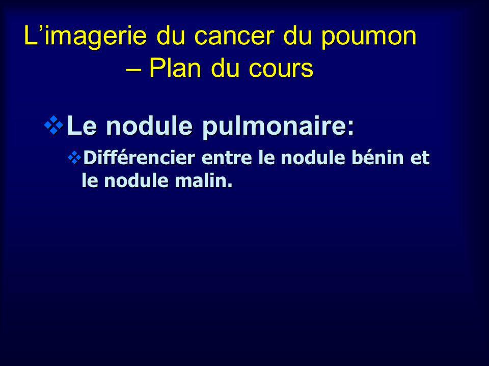 Cancer épidermoïde - masse cavitaire