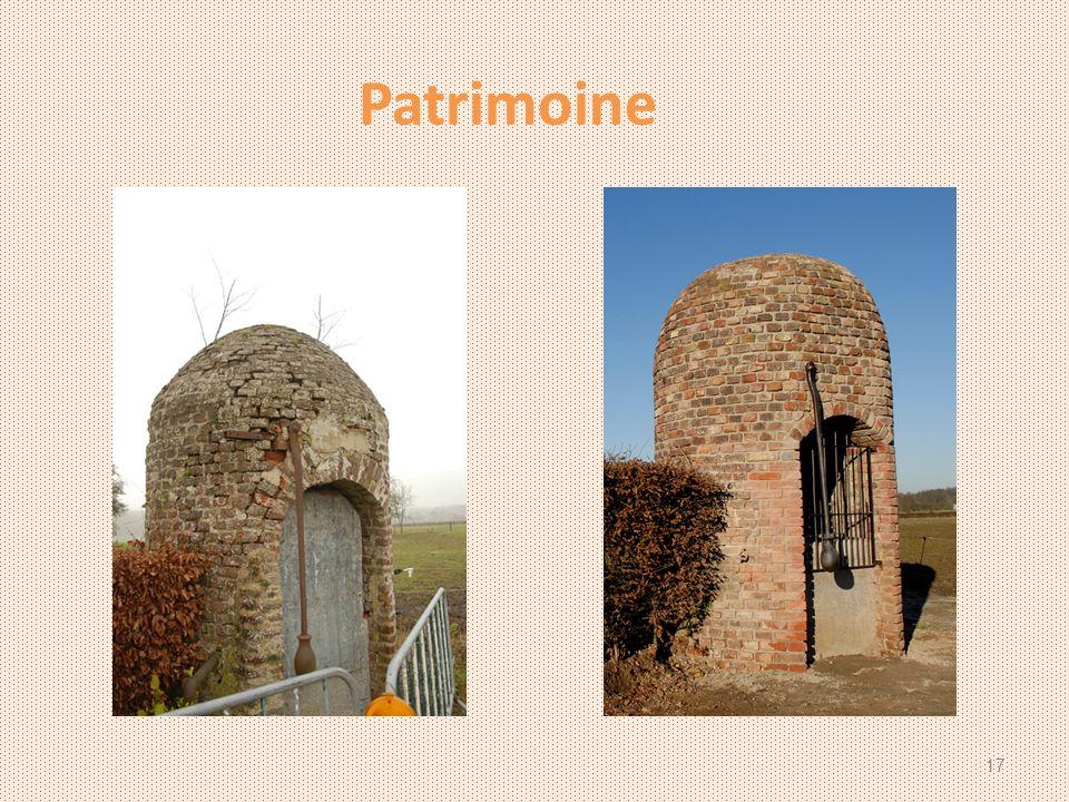 Patrimoine 17
