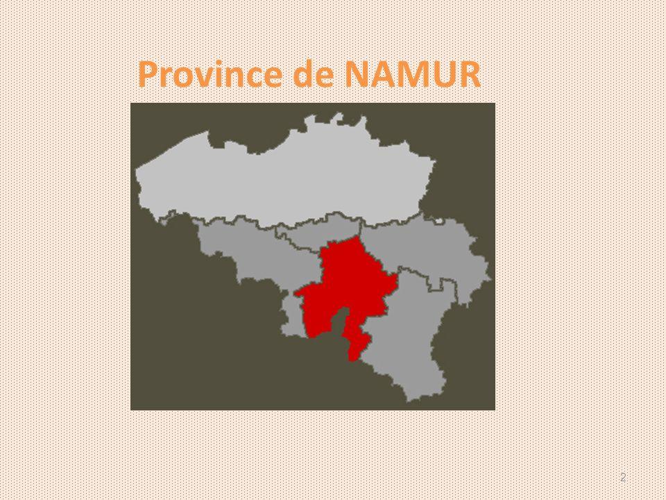 Province de NAMUR 2