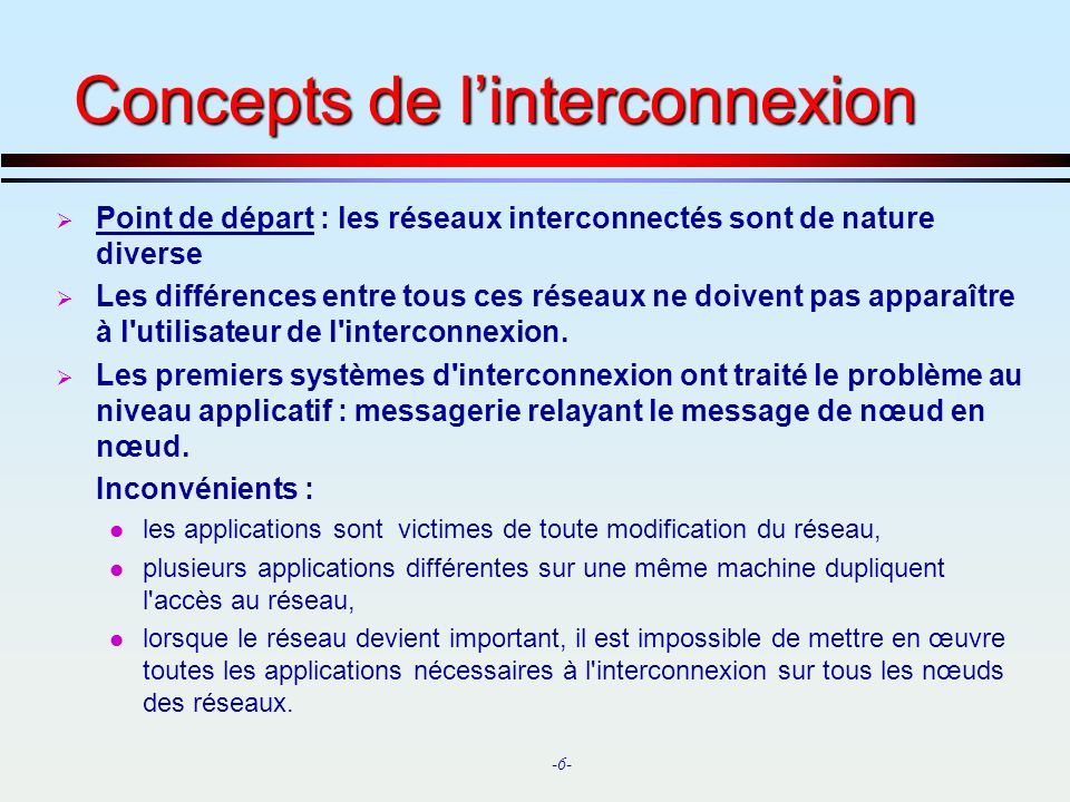 -57- Le dispositif dobservation A Internet B C D