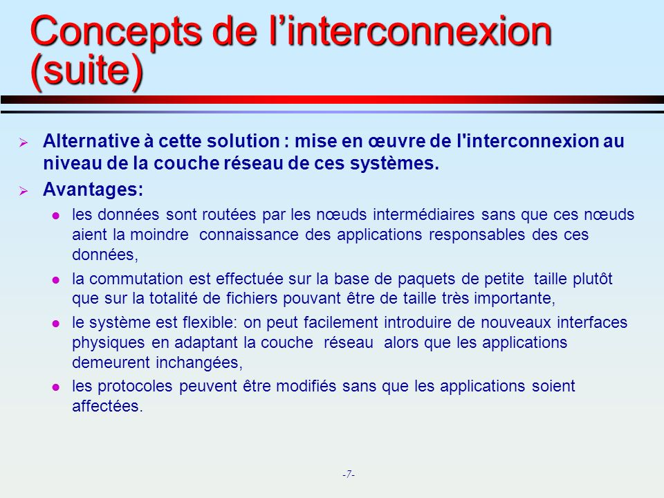 -368- ATM vs IP ou ATM et IP Commutation ou Routage.