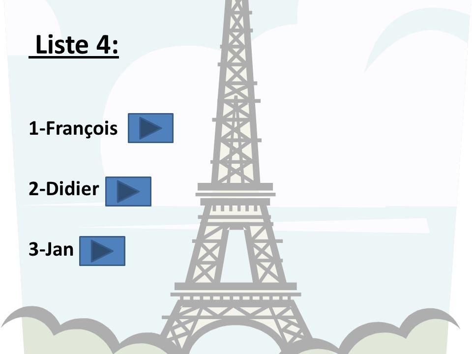 NON Cest une spécialité française!