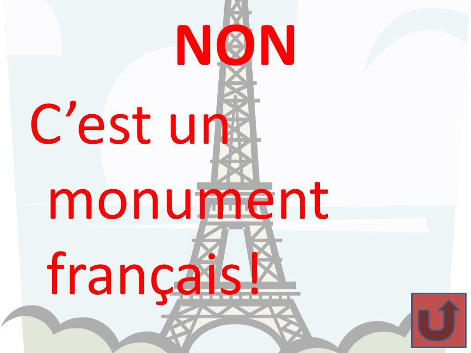 BRAVO !!! Cest un monument espagnol.