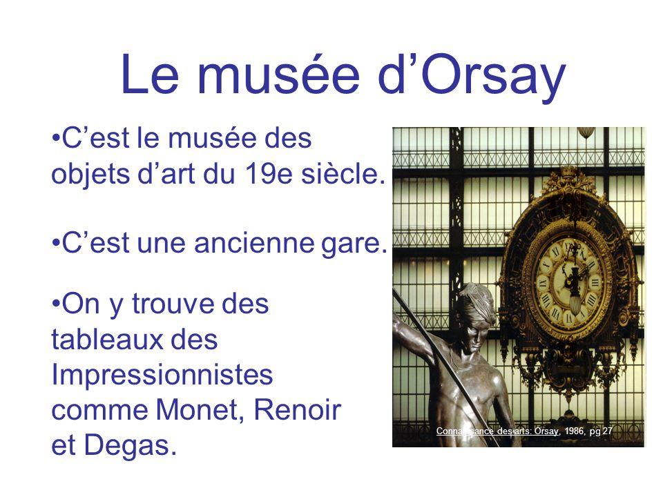Cest le musée des objets dart du 19e siècle.