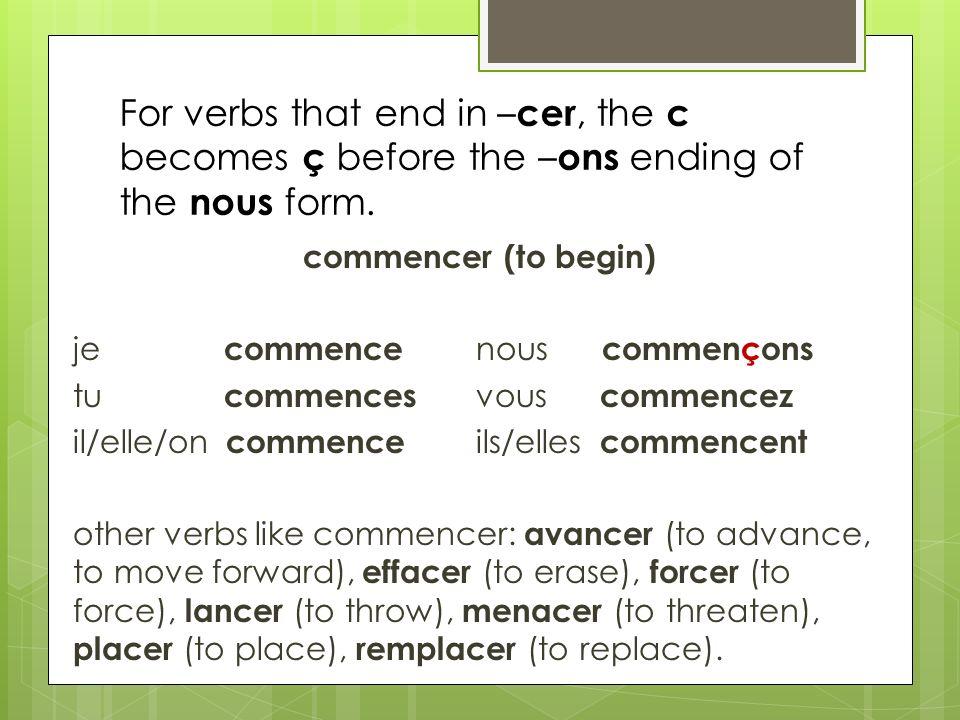 -yer verbs