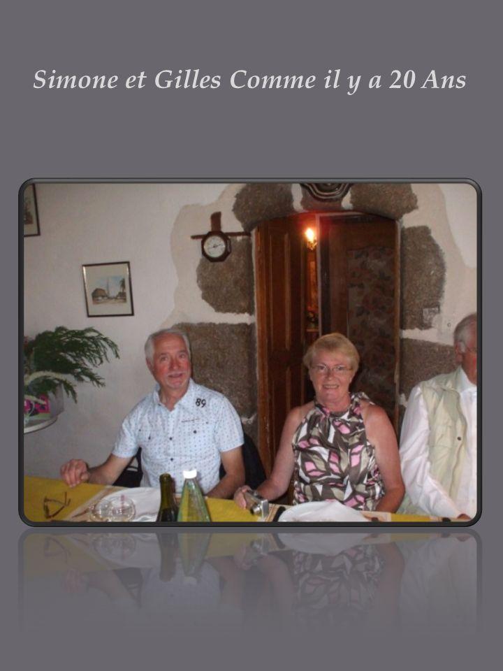 Simone et Gilles Comme il y a 20 Ans